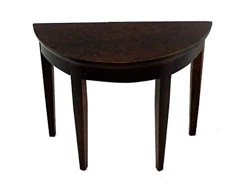 Table Dextremite En Bois Pour Table De Console Dentree De