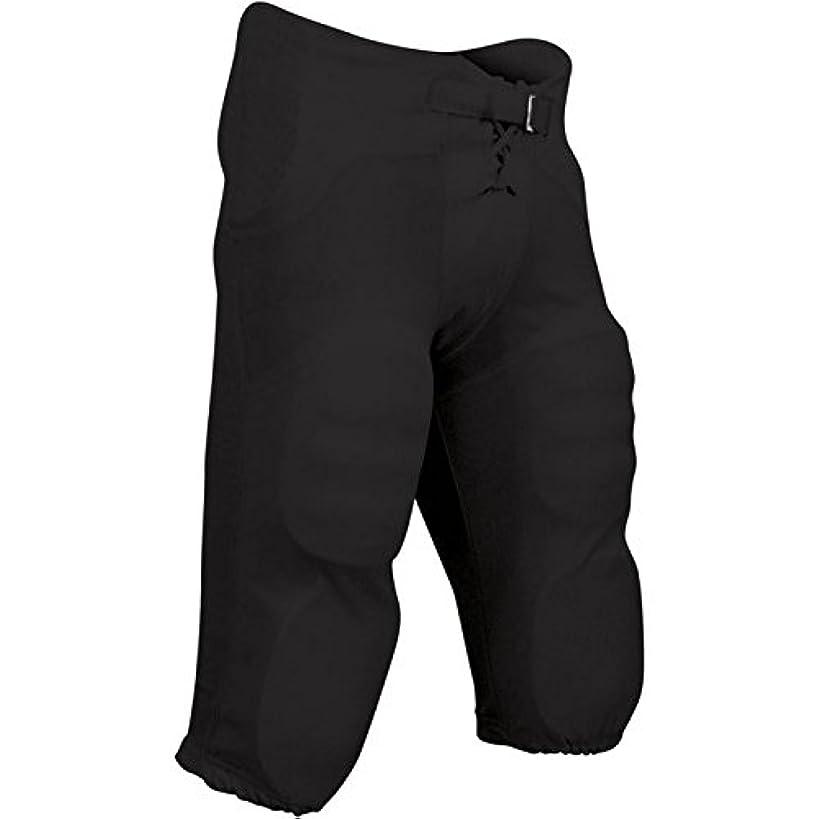 CHAMPRO Youth Integrated Football Pants - Black