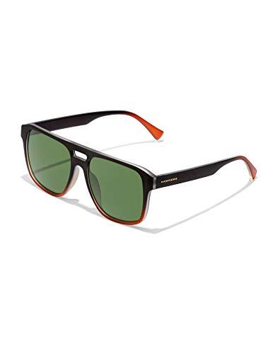 HAWKERS Vigil Sunglasses, VERDE, One Size Unisex-Adult