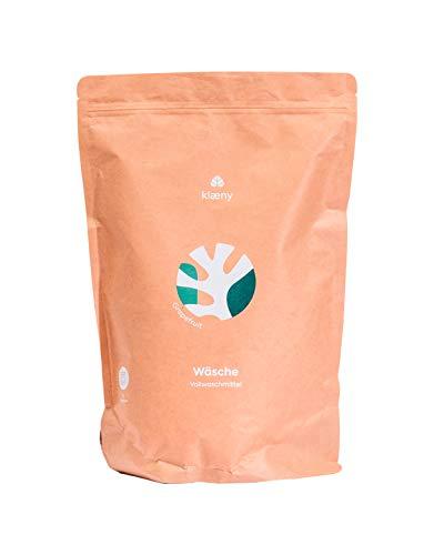 KLAENY ® Nachhaltiges Waschmittel Vollwaschmittel Colorwaschmittel Biologisch Abbaubar (2kg) (Unterschiedliche Sorten) (Vollwaschmittel)