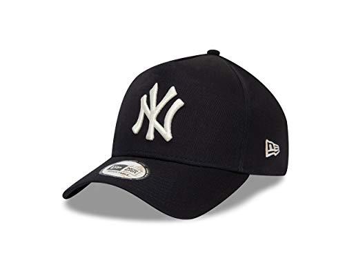 New Era York Yankees MLB Cap 9forty A-Frame Cap Baseball Kappe Colour Essential Basecap Blau - One-Size