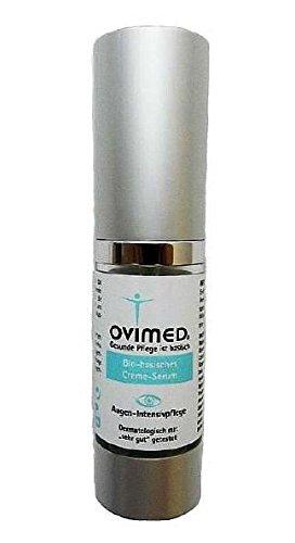 Ovimed Bio-basische Creme Serum, Augenbereich Intensivpflege, 15ml