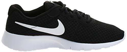 Nike NIKE TANJUN (GS), Unisex Kid's Walking Shoe, Black (Black/White-White 011), 5.5 UK (38.5 EU)
