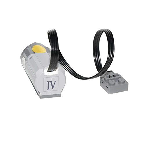 para Lego Power Functions Servo Motor (8883) Funciones De Potencia Motor Batería IR Receptor Remoto Set