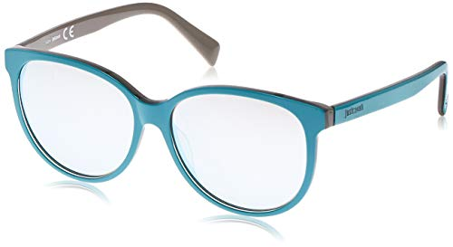 Just Cavalli Sonnenbrille JC644S 87C Gafas de sol, Turquesa (Türkis), 58 para Mujer