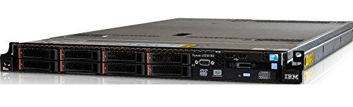 IBM System x x3550 M4 2.1GHz E5-2620V2 550W Rack (1 U) Servidor - Servidores (2,1 GHz, E5-2620V2, 8 GB, DDR3-SDRAM, 550 W, Bastidor (1 U))