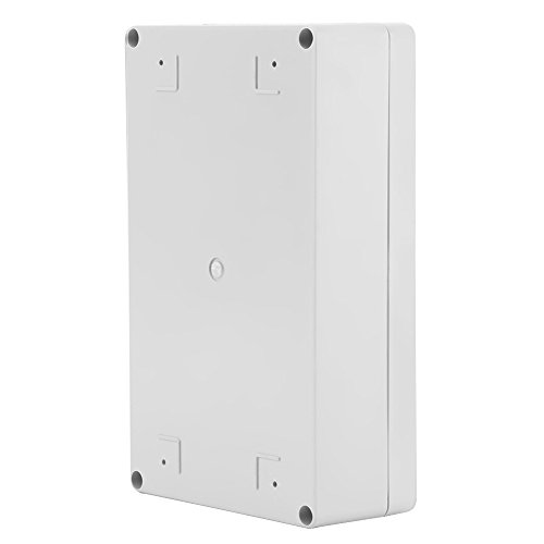 7.874.722.16in Waterproof Junction Box,Acogedor Plastic ABS Electrical Junction Box,Electrical Box for All Kinds of Control Box, Cabinet, Distribution Instrument Box etc