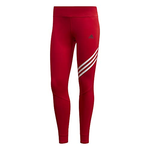 adidas Run IT Tight Mallas, Mujer, Escarl, XS