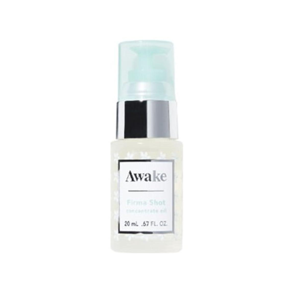 中で優しさ繊毛アウェイク(AWAKE) Awake(アウェイク) ファーマショット コンセントレイトオイル 〈美容オイル〉 (20mL)