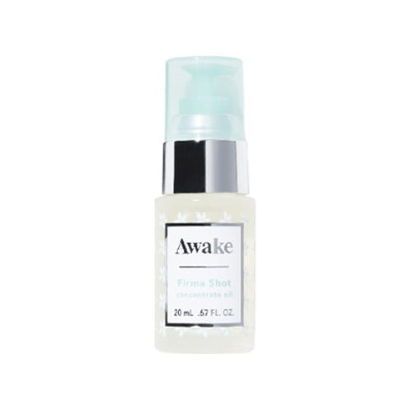 桁ベリ勝者アウェイク(AWAKE) Awake(アウェイク) ファーマショット コンセントレイトオイル 〈美容オイル〉 (20mL)
