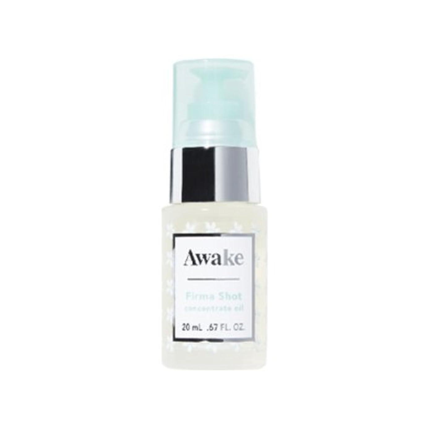 哲学ブレイズ風景アウェイク(AWAKE) Awake(アウェイク) ファーマショット コンセントレイトオイル 〈美容オイル〉 (20mL)
