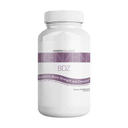 Nikken 1 BDZ Bone Health 30 Days, 15530 - Replaces OsteoDenx, Increase Bone Strength Density, Reduce Bone Loss, Natural Organic Plant Based Supplement, Joint, Collagen Magnesium Calcium K2, Pack