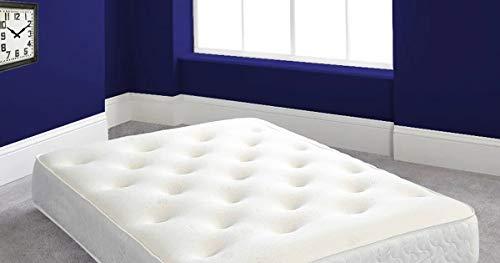 Mattress Haven Memory Spring Memory Foam Mattress Sprung Mattress UK3FT - Single