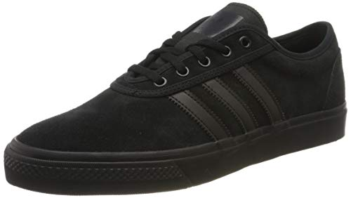 adidas Men's Adi Ease Skateboarding Shoes, Black(Core Blackcore Blackcore Black), 9 UK