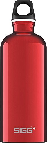 Sigg Trinkflasche Traveller, Red, 0.6 l