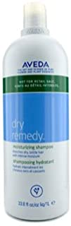 Aveda Dry Remedy Moisturizing Shampoo - For Drenches Dry, Brittle Hair (New Packaging- Salon Product) - 1000ml/33.8oz