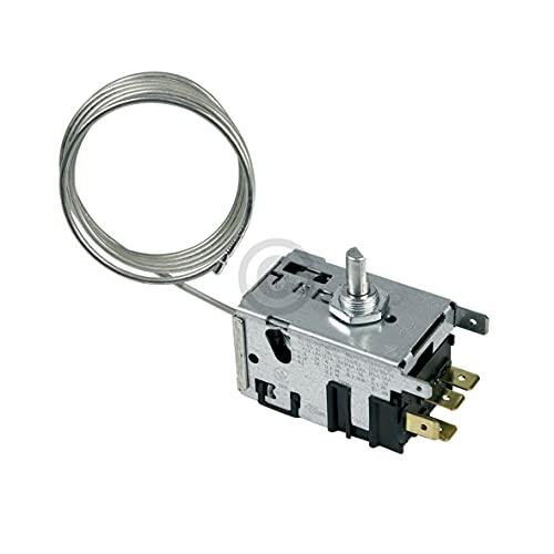 DL-pro Thermostat für Gorenje 596279 Danfoss 077B6738 Kühlschrankthermostat Kühlthermostat Temperaturregler für Kühlschrank mit automatischer Abtauung