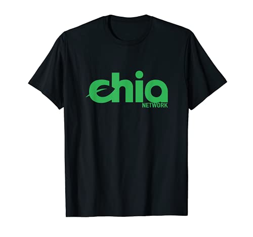 Chia network Coin crypto Chia Coin Cryptocurrency T-Shirt