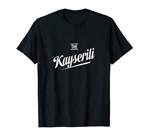 Kayserili 38 Türkiye T-Shirt Memleket Kayseri Geschenk