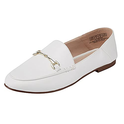Top 10 best selling list for aerosole black flat shoes w gold buckle