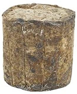 Raw African Black Soap from Ghana – 5 Lbs