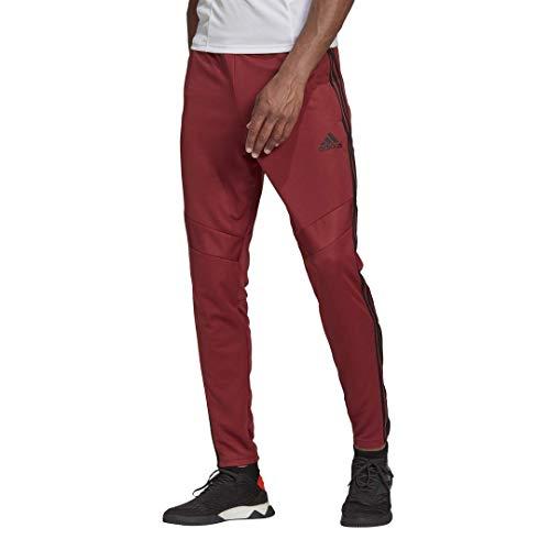 adidas Tiro 19 Training Pantalones, Rojo, Small para Hombre