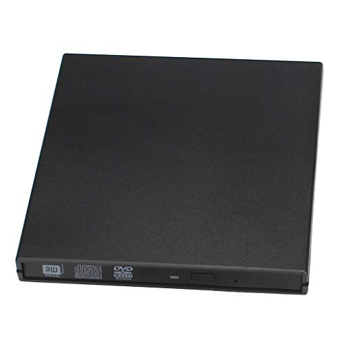 USB 2.0 SSD 9.5mm 外付けハードドライブ エンクロージャーケース 9.5mm CDRW DVD RW用
