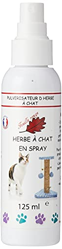 Feuille rouge - Herbe à Chat en Spray - 125 ML - Cataire - Catnip