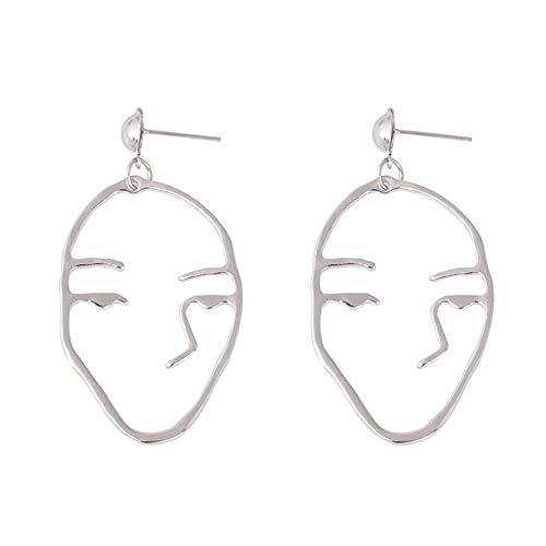 ZOUMOOL_ Earrings aleación