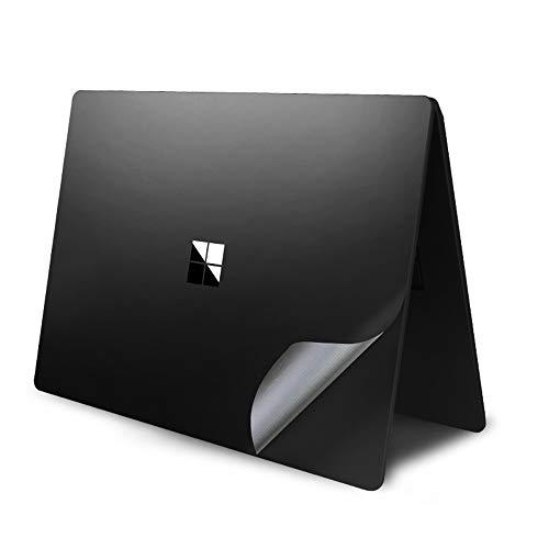 DolDer Microsoft Surface Laptop 3 Skin, Aufkleber Haut Slim Sitcker Schutzfolie für Surface Laptop 3, (13,5 Zoll, schwarz)