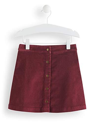 Amazon-Marke: RED WAGON Mädchen Rock Cord, Violett (Maroon), 104, Label:4 Years