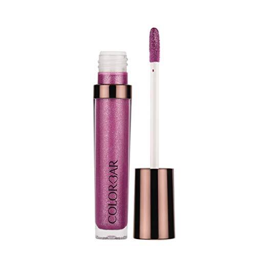 Colorbar Cosmetics Starlit Lip Gloss-Glitzy, Pink, 6 ml