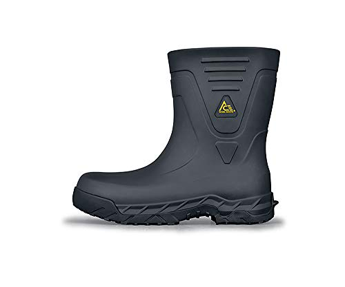 Shoes for Crews Bullfrog Pro II, Black, Size 11