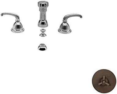 Newport Oklahoma City Mall Brass 889 Anise Ranking TOP16 Double Handle Widespread Faucet wi Bidet