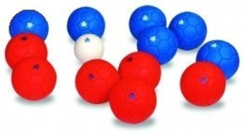 Kinder Spiel Spa Spiele Weichgummi Ball - Weich Boccia Set