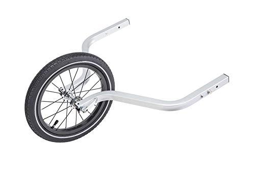 Qeridoo Joggerrad 14' für Speedkid1 2020 Einsitzer-Fahrradanhänger