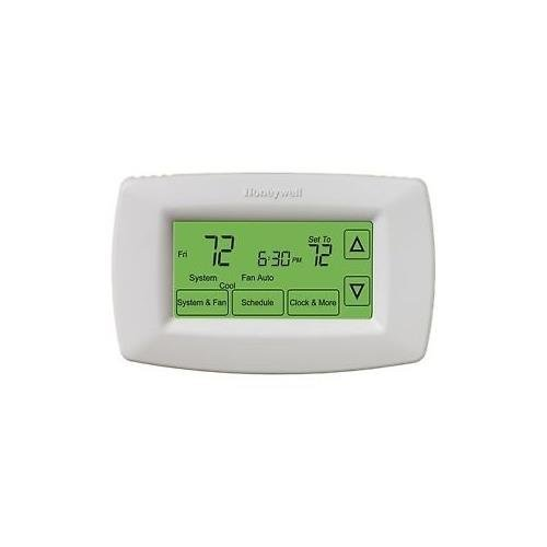 Honeywell, Inc. TH7220U1035 7-Day Touchscreen Programmable Thermostat with automatic/manual changeover This product is available in the US only.