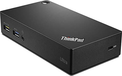 Lenovo ThinkPad USB 3.0 Ultra Dock (EU) (inkl. Netzteil)