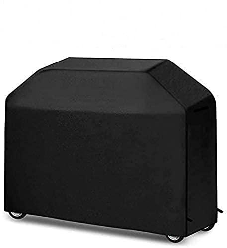 Funda para Barbacoa Impermeable, Cubierta para Barbacoa, Anti-Viento/UV/Impermeabilidad 190x71x117cm