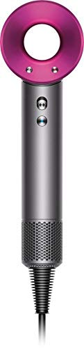 Price comparison product image Dyson Supersonic Hair Dryer,  Iron / Fuchsia - NO ACCESSORIES INCLUDED (Renewed)