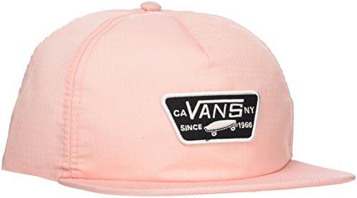 Vans_Apparel Rebel Riders Hat Gorra de béisbol, Rosa (Blossom), Talla única para Mujer