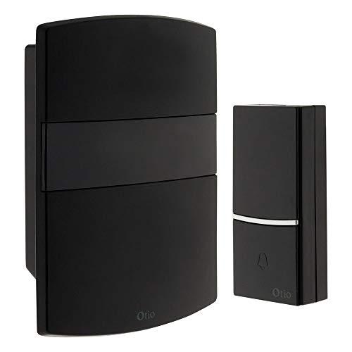 Otio CD-100 deurbel, draadloos, zwart