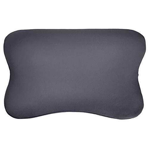 Bezug für BLACKROLL Recovery Kissen | In vielen Farben | Passgenauer Jersey-Kissenbezug | 100 % Baumwolle | Farbton: Graphit