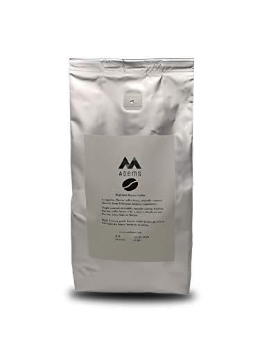 Adems de los granos de café verde harrar de las tierras altas de Etiopía 1kg sin tostar para rostizar en el hogar / negocios
