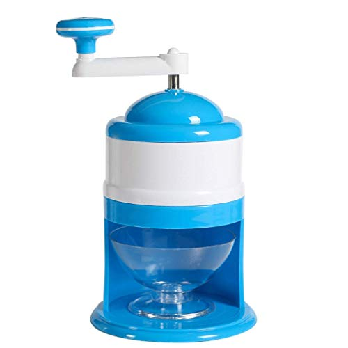 WCY Home Easy Ice Shaver Crusher Handbuch Ice Crusher for Cocktails Slushies und Iced Coffees Hand Handstyle Schnee Manuelle Crushing Eismaschine (Farbe: C) yqaae (Color : A)