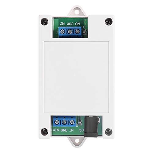 Drahtlose Fernbedienung, 5 V-24 V 1 Kanal Drahtloses Smartphone-Relais Mobiler Fernbedienungsschalter für Android-Telefonrelais für Android