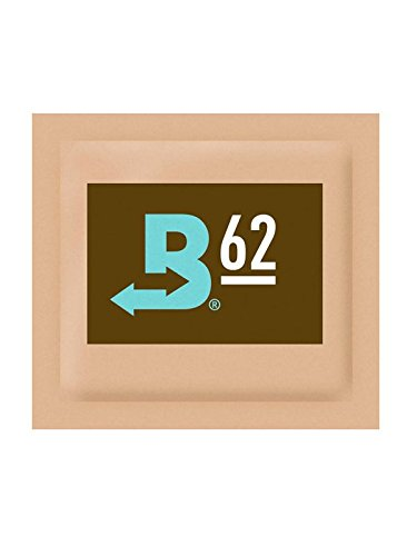 3x Boveda Humidipak Befeuchter 62%, 8 Gr. Humidorbefeuchter Tabakbefeuchter