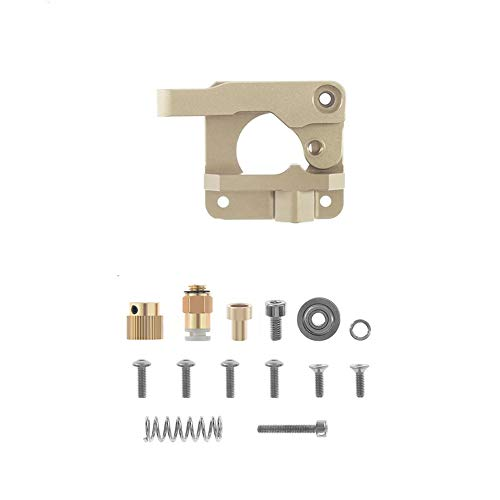 Absir Long-range All-metal Extruder CR10 3D Printer Accessories CR10 gold left hand