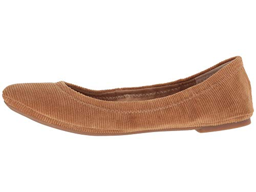 Price comparison product image Lucky Brand Women's Emmie Macaroon Ankle-High Fabric Ballet - 8.5M