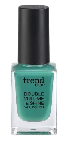 DM trend it up Double Volume & Shine Nail Polish Nr. 220 Inhalt: 11ml Nagellack für strahlend schöne Nägel.